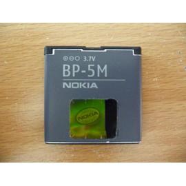 Nokia Bp-5m - Batterie Li-Polymer 900mah D'origine Pour Nokia 5610 Xpressmusic, 5700, Xpressmusic, 6110 Navigator, Nokia 6500 Slide, 7390, 8600 Luna