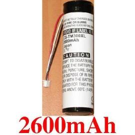 Batterie Pour Tomtom Go 300, 400, 500, 510, 600, 710, 910 *2600mah*