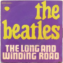The Long And Winding Road + For You Blue - Beatles