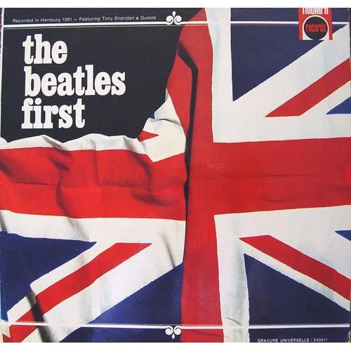 The Beatles First Beatles The Achat Vente De 33
