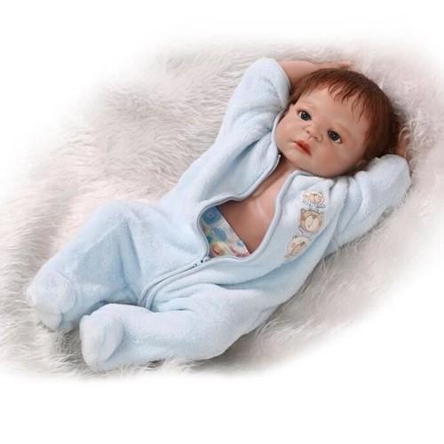 bebe reborn garcon pas cher ou d 39 occasion sur rakuten. Black Bedroom Furniture Sets. Home Design Ideas