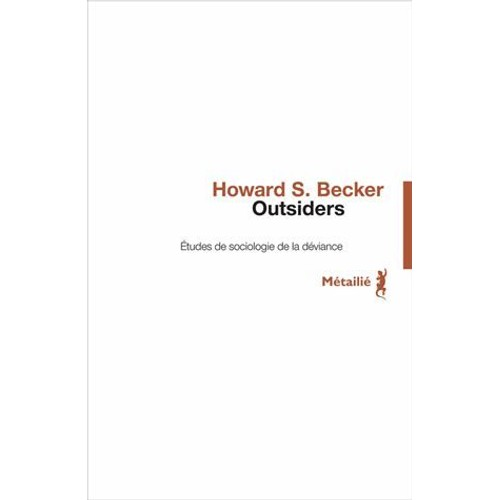 The outsiders howard becker review