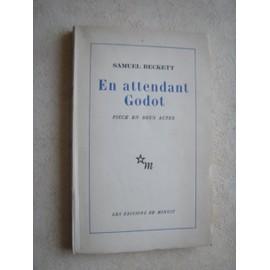 En Attendant Godot. Pi�ce En Deux Actes de samuel beckett