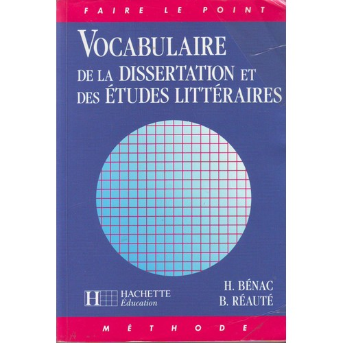 vocabulaire pour la dissertation Get this from a library vocabulaire pour la dissertation [evelyne amon yves bomati.