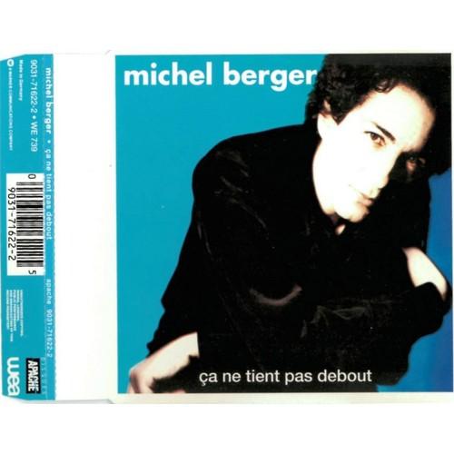 ca ne tient pas debout 3 tracks jewel case michel berger cd maxi. Black Bedroom Furniture Sets. Home Design Ideas