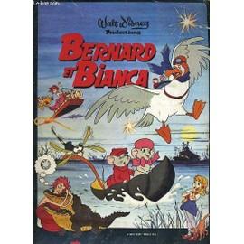 Album Panini - Bernard et Bianca (complet)