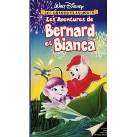 Bernard Et Bianca de Wolfgang Reitherman