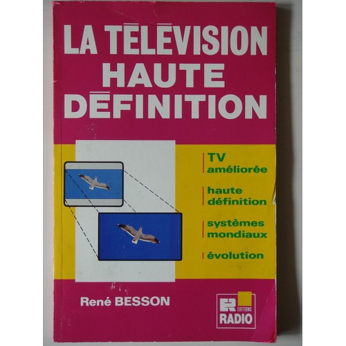 La t l vision haute d finition tv am lior e haute for Haute definition