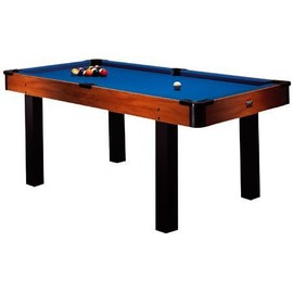 Billard Am�ricain 6ft Transformable Ping-Pong/Table + Accessoires