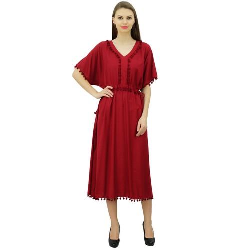 120c7ba593e0a7 Bimba-Femmes-Robe-Marron-1129635646 L.jpg