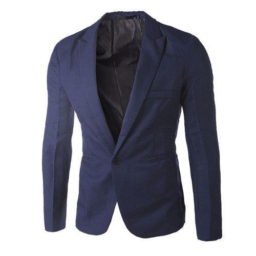 Blazer bleu marine achat et vente neuf d 39 occasion sur priceminister - Blazer homme bleu marine ...