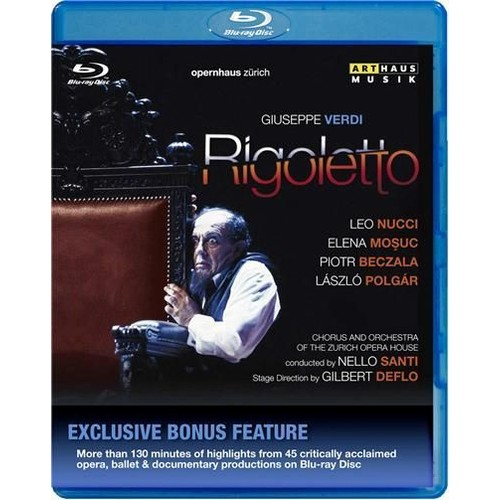 Blu-Ray Musique classique