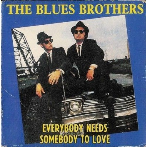The Blues Brothers - Everybody Needs Somebody To Love (Chords)