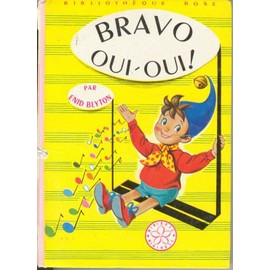 Les LIVRES de la Bibliothèque ROSE - Page 6 Blyton-Enid-Bravo-Oui-Oui-Livre-171853630_ML