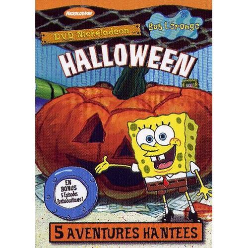 Bob l 39 eponge halloween dvd zone 2 rakuten - Bob l eponge halloween ...