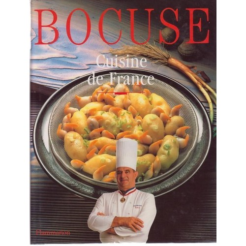 cuisine de france de paul bocuse format reli priceminister rakuten. Black Bedroom Furniture Sets. Home Design Ideas