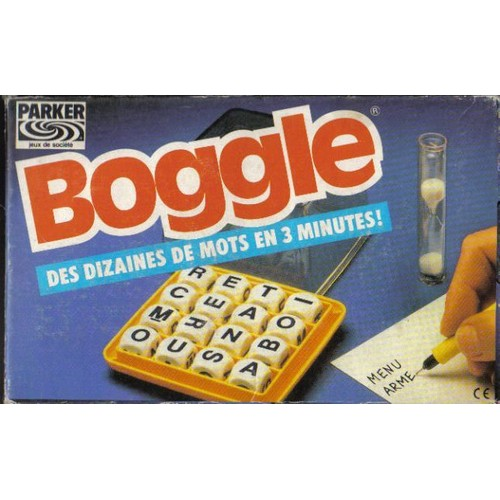 what is boggle