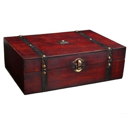 boite ancienne bois achat et vente neuf d 39 occasion sur priceminister. Black Bedroom Furniture Sets. Home Design Ideas
