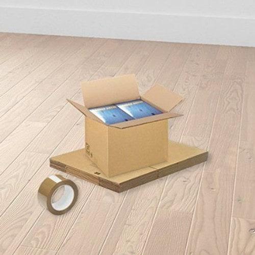 boite rangement carton achat et vente neuf d 39 occasion. Black Bedroom Furniture Sets. Home Design Ideas