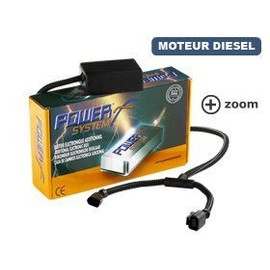 Boitier Additionnel - Power System - Pour Volkswagen Golf 4 - Beetle Tdi