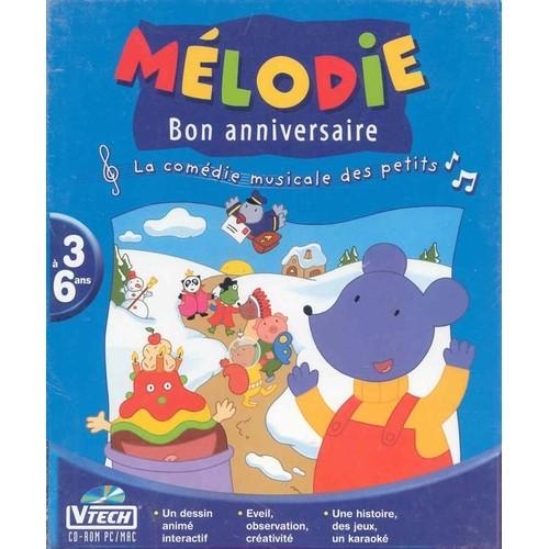 Bon Anniversaire Melodie Sur Pc