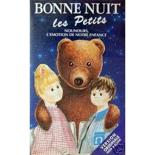 bonne nuit les petits nounours lmotion de notre enfance 30 pisodes en - Petit Nounours