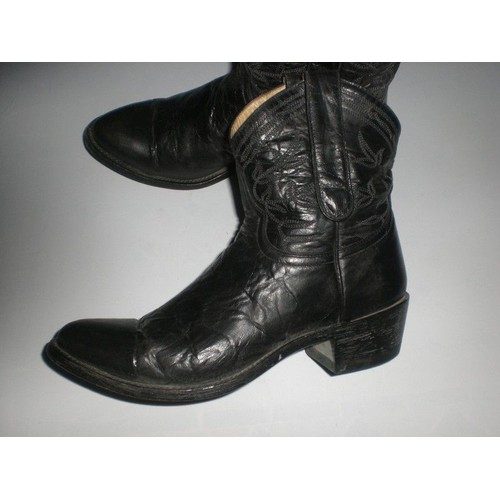 Boots Cher boots Pas Gothique Mexicana Cher rq7Or1wgA