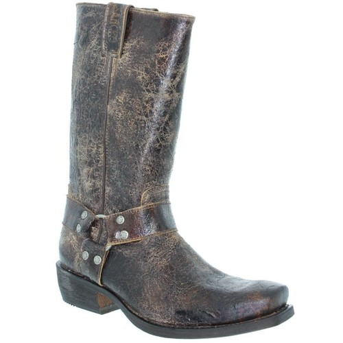 bottes cuir marron pas cher ou d occasion sur Rakuten c11a708d86c5