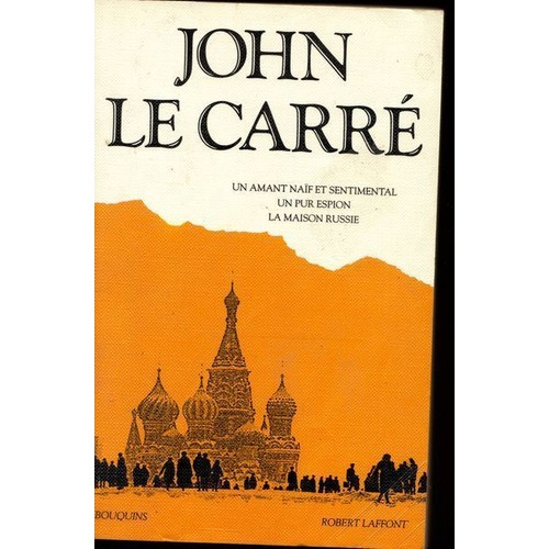 John Le Carré - Oeuvres, tome 3