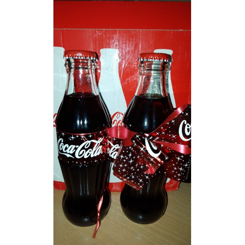 coca cola en verre 24 bouteilles de coca cola en verre 24 x 25 cl grossiste verre coca cola m. Black Bedroom Furniture Sets. Home Design Ideas