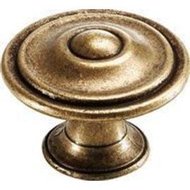 Bouton d 39 ammeublement poign e de porte zamack en bronze pas cher - Bouton de porte de cuisine pas cher ...