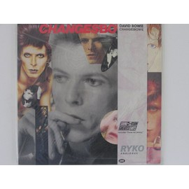 Changesbowie - Sound+Vision Greatest Hits Includes