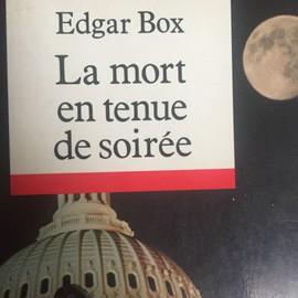 La Mort En Tenue De Soir�e de Edgar Box