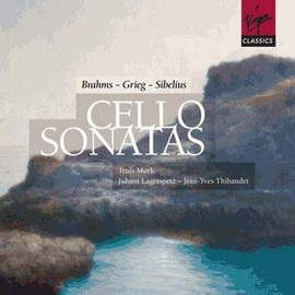 Cello Sonatas - Johannes Brahms
