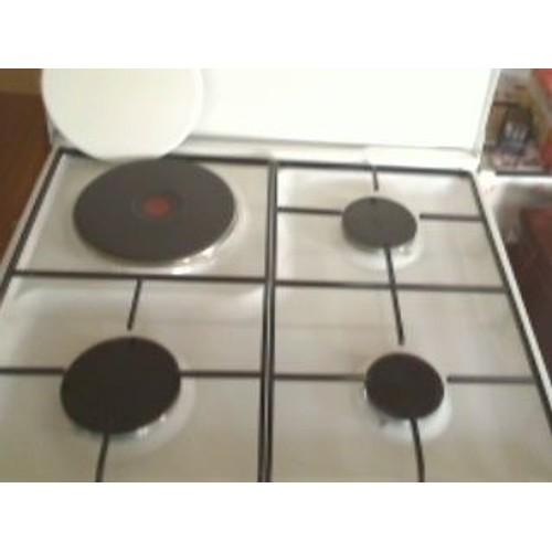 brandt alliance ktb6342 cuisini re mixte gaz lectricit pas cher. Black Bedroom Furniture Sets. Home Design Ideas