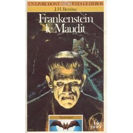 Epouvante ! Tome 2 : Frankenstein Le Maudit de James-H Brennan