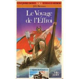 Qu�te Du Graal Tome 4 : Le Voyage De L'effroi de James-H Brennan