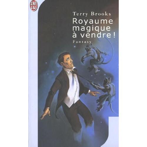 royaume magique a vendre de terry brooks livre neuf occasion. Black Bedroom Furniture Sets. Home Design Ideas