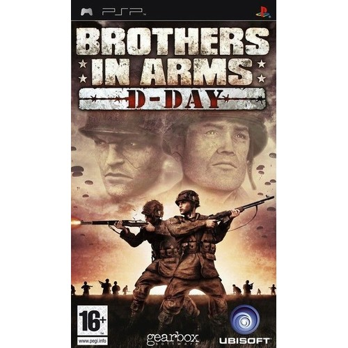 brothers in arms earned in blood achat et vente priceminister rakuten. Black Bedroom Furniture Sets. Home Design Ideas