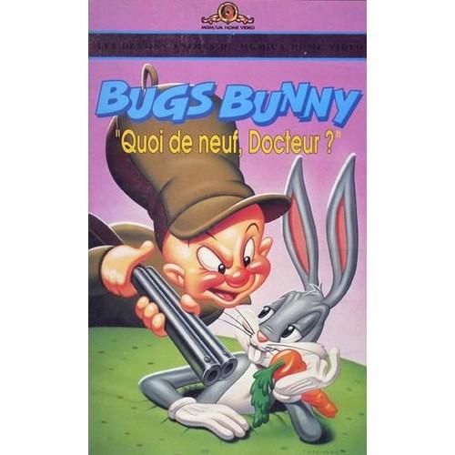 bugs bunny - quoi de neuf  docteur   de mgm - vhs