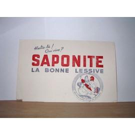 Buvard Saponite