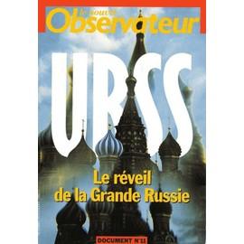 Le Reveil De La Grande Russie, Urss de C0llectif