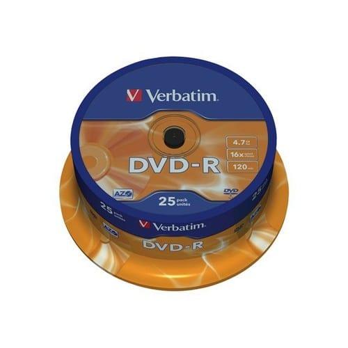 CD vierge - DVD vierge