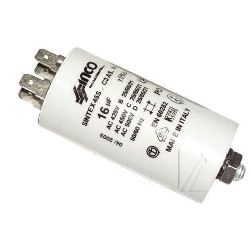 condensateur 16uf