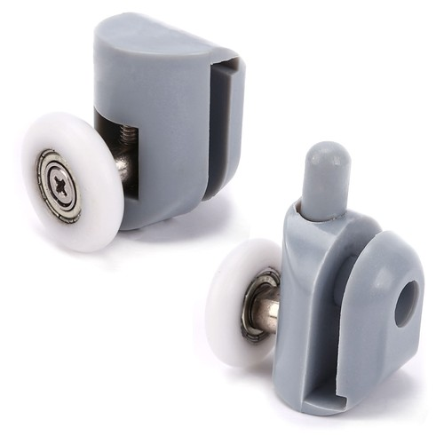 Acheter cabine de douche pas cher ou d 39 occasion sur - Roulettes pour porte de douche ...