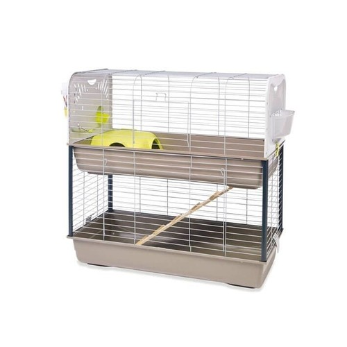 cage etage pour lapin. Black Bedroom Furniture Sets. Home Design Ideas