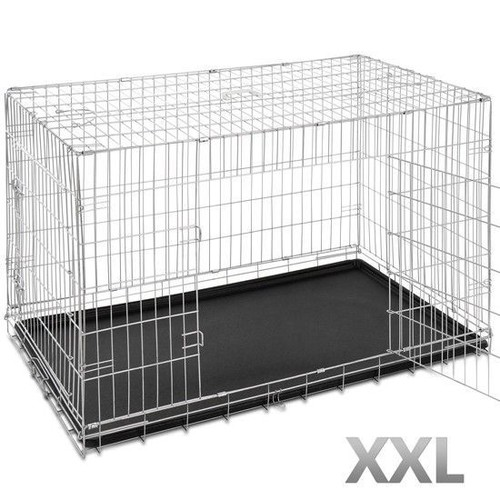 acheter cage de transport pour chien pas cher ou d 39 occasion sur priceminister. Black Bedroom Furniture Sets. Home Design Ideas