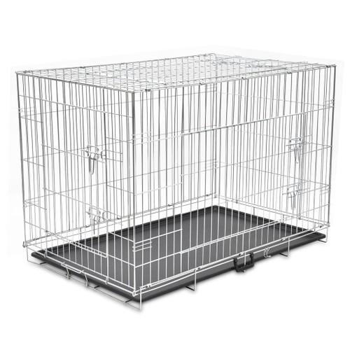 cage de transport pour chien pas cher ou d 39 occasion sur. Black Bedroom Furniture Sets. Home Design Ideas