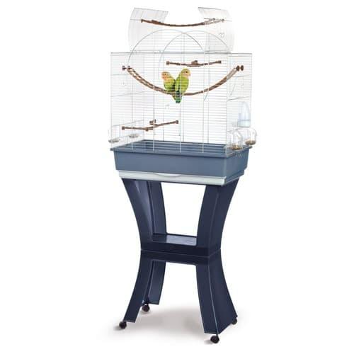 cage oiseaux sur pied pas cher ou d 39 occasion sur rakuten. Black Bedroom Furniture Sets. Home Design Ideas