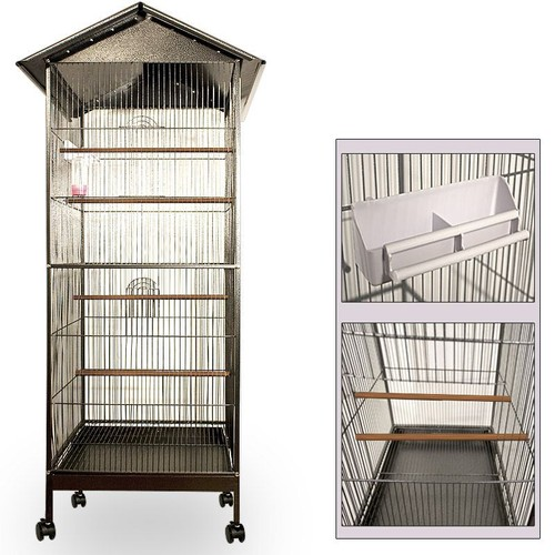 cage perroquet achat et vente neuf d 39 occasion sur priceminister. Black Bedroom Furniture Sets. Home Design Ideas
